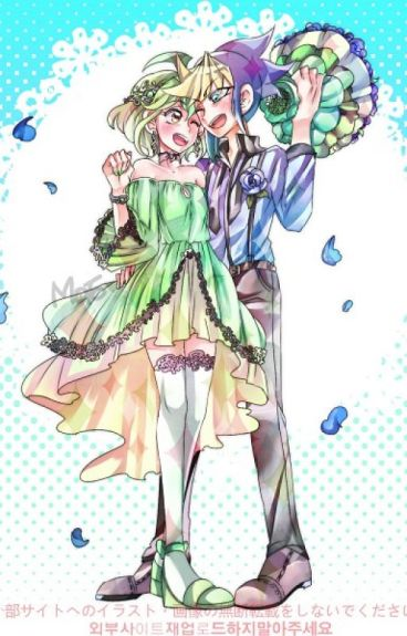 Letters to Rin YugoxRin (Yu-Gi-Oh Arc V)