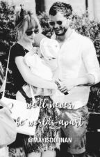 Damie • We'll never be worlds apart. by thedamiedaughter