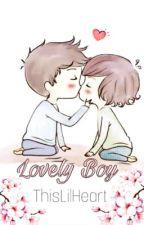 Lovable Boy (kid!Harry) by ThisLilHeart