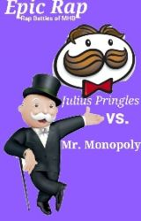 Julius Pringles vs. Mr. Monopoly by MHB_Community