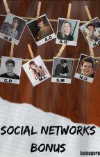 Social Networks - Bonus by bemegcrp