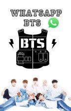 BTS whatsapp by ChoiLeehoon