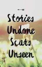 Stories Undone, Scars Unseen // Hamilton College AU by BurningUsAllAway