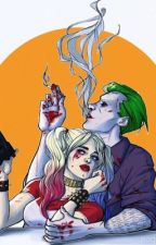 The School Of Madness (Harley Quinn and Joker fan fiction) by -mrstreestump-