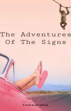 The Adventures Of The Signs by p_micaela