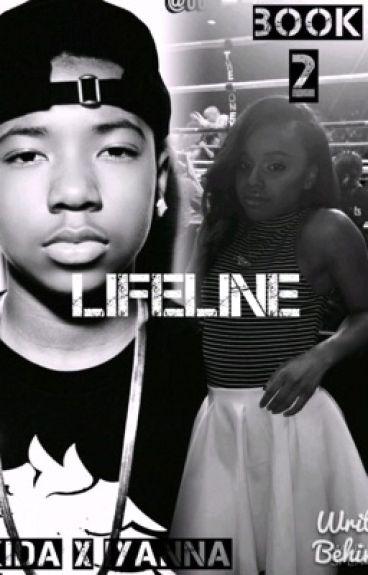 LifeLine.//KidaTheGreat X Iyanna Mayweather;Book 2