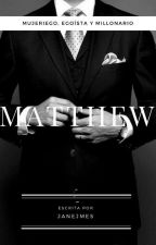 MATTHEW  by Janejmes