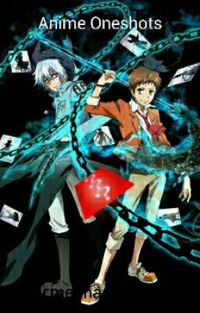 Anime Oneshots by melmae0326