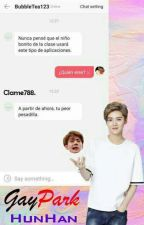 GayPark - HUNHAN by Clame788