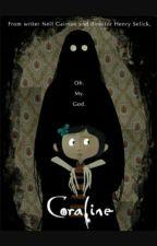 Caroline y la puerta secreta by AsliLorena