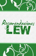 Recomendaciones LEW by LetrasenWatt