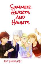 Summer Hearts and Haunts - Modern Hiccstrid and Jelsa by River_kat