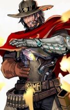 Jesse Mccree x reader  by Ltleos