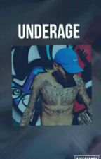 UNderage (Chris brown fan fiction) by ohdaddybrown