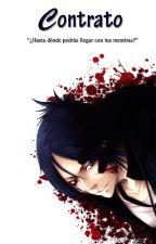 Contrato |Mukuro x Lectora| #ShonenAwards by RedScarlet26