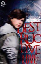 Destructive love (Chandler Riggs) by IndrianyGlazier