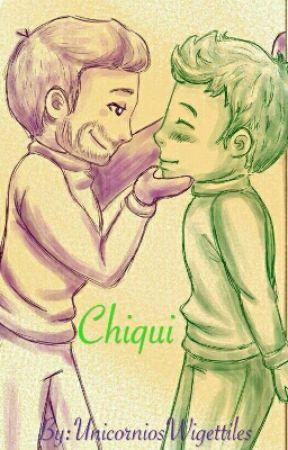 Chiqui by UnicorniosWigettiles