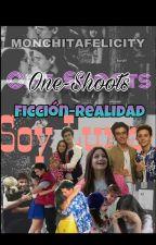 One Shoots❤ Realidad&Novela|Soy Luna. by MonchitaFelicity
