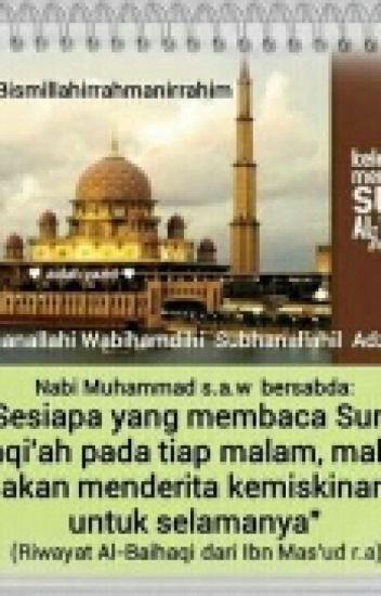 Surat Al Wakiah Latin 115 Adi Mulyadi St Wattpad