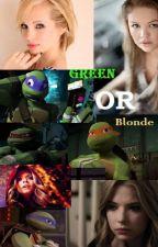 TMNT Green or Blonde by Raccoon101