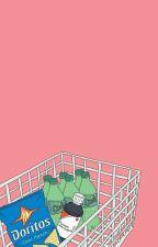 Kpop Crush √ by LazyMonMon