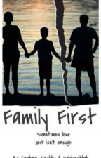 Family First (Cashby & Kellic) Collab with Gabisnotfab by Captain_Cashby