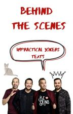 Behind The Scenes IJ Texts by Impractical_books