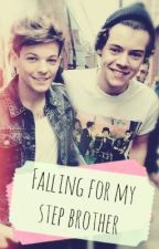 Falling For My Step Brother (Larry Stylinson) [Book 1] by asbowden14
