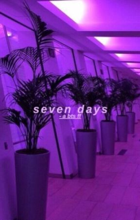 seven days | bts by jeonhyunnah