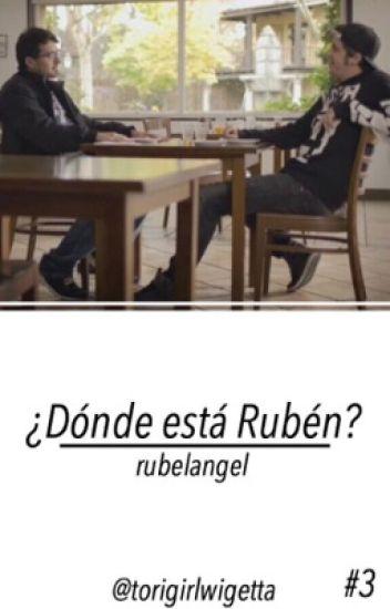 #3 ¿Dónde está Rubén? - Rubelangel
