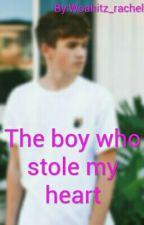 The boy who stole my heart (Charles gitnick fanfic) by Woahitz_rachel