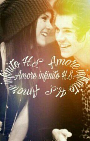 Amore infinito. H/S by hazza_styles_Eddy