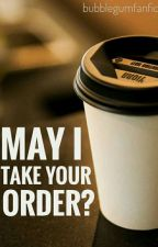 May I Take Your Order?  {MarkSon} by bubblegumfanfic