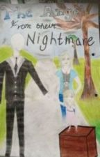 The Angel From Their Nightmare (slenderman) by Blacknightmcrlovers