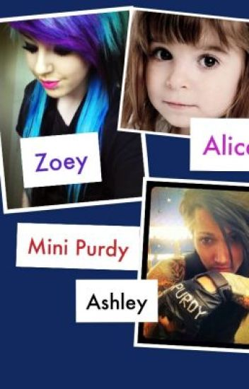 Mini Purdy (Ashley Purdys secret daughter)
