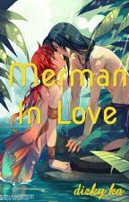 Merman In Love by dizkyka