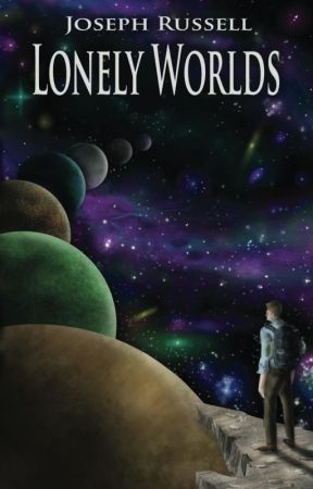 Lonely Worlds by JosephRussellAuthor