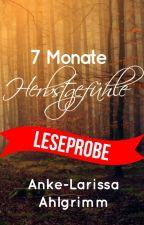 7 Monate Herbstgefühle » h.s. by writingisbleeding