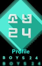 Profile Boys24 (소년 24) by alyssahumaira