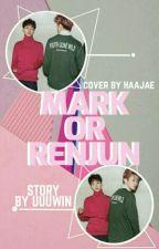 Mark Or Renjun by uuuwin