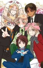 Hetalia one shots including lemons/smuts  by hetaliatrash413