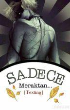 Sadece Meraktan .|Texting|.  (Marichat) by Kedicik1500