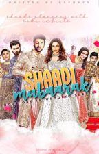 Shaadi Mubaarak ๑  by before9