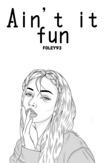 Ain't it fun ; (mgc+lrh)