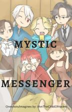 Mystic Messenger One Shots & Imagines (open for requests) by IAmTheChildOfHades
