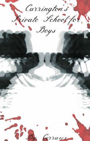 Carrington's Private School for Boys (BxB) by Cerra101