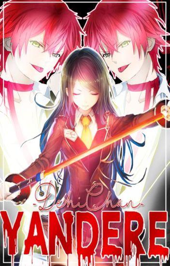 「Yandere」 |Ayato Sakamaki| ©