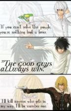 Death Note Boyfriend Scenarios by SomberHeart