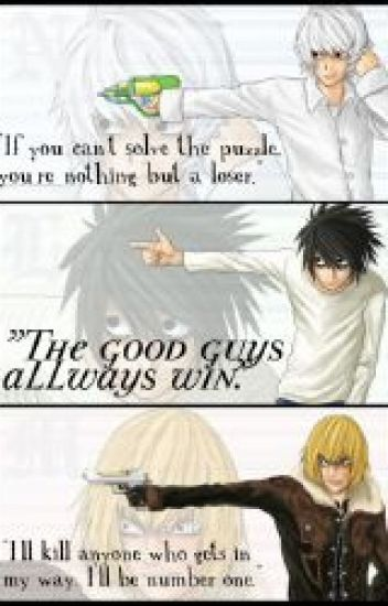 Death Note Boyfriend Scenarios