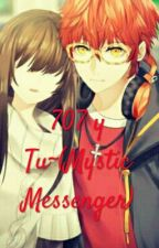 707 y Tu~ (Mystic Messenger) by Candy_The_Killer